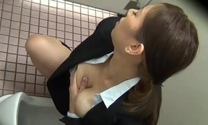 Asians rub exceeding spy cam